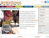 Jenkintown Community Alliance website