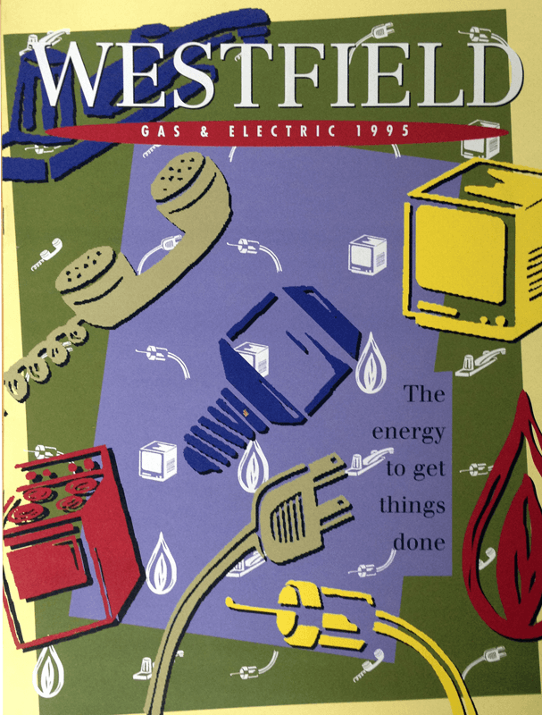 Westfield Gas & Electric annual report