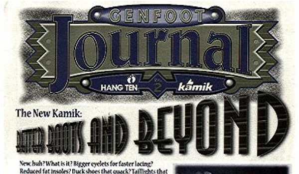 Genfoot Journal