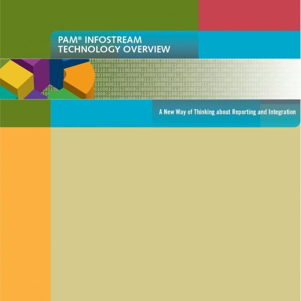 Brochure PAM Infostream – Cover